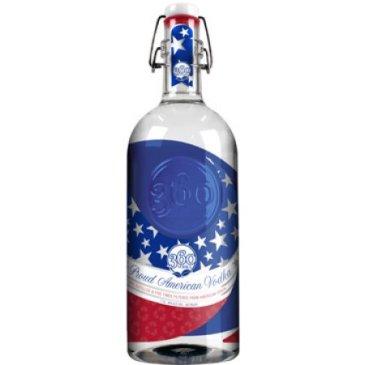 360 american vodka