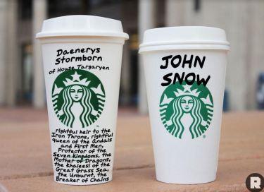 Khaleesi vs Jon Snow introduction